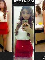 Model, Asian amateur