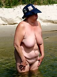 Lady, Old lady, Mature lady, Old amateur