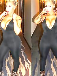 Work, Black tits, Black ass
