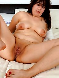 Spreading, Mom, Fat, Bbw mature, Mature spreading, Spread