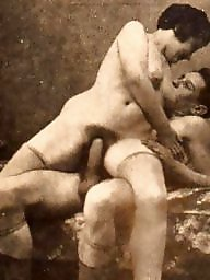 Retro, Vintage porn