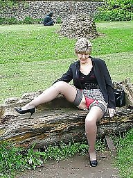 Uk mature, Mature stockings, Mature stocking, Mature uk