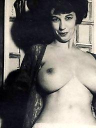 Retro, Vintage boobs, Vintage tits, Stunning
