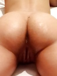 Wife, Brunette ass, Ass pussy, Wife ass, Hot wife