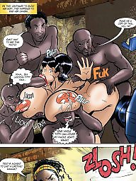 Cartoon, Interracial, Cartoons, Interracial cartoons, Interracial cartoon, Hardcore