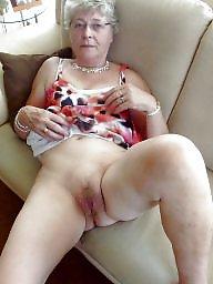 Mature granny, Grannis