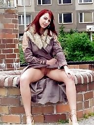 Mature flashing, Flasher