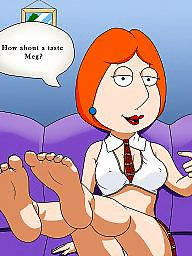 Toons, Feet, Funny