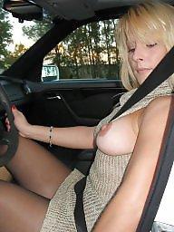 Car, Vacation, Voyeur, Cars, Public voyeur