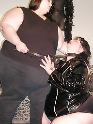 Leather, Latex, Strapon, Pvc, Mature femdom, Mature leather
