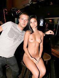 Nude, Club, Night, Nude teen, Teen nude