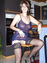 Milf stocking