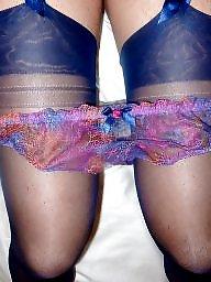 Stockings, Stocking, Flashing, Flash, Amateur stockings, Amateur stocking