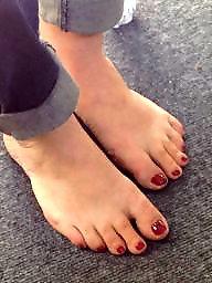 Fetish, Sandals, Hidden, Toes