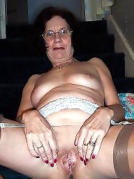 Granny, Fatty, Granny stockings, Granny stocking, Grannies