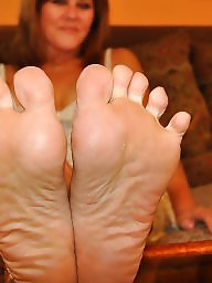 Mature femdom, Mature feet, Beautiful mature