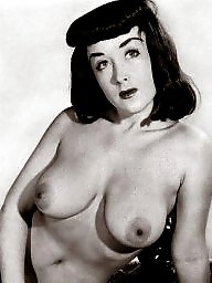 Ladies, Vintage amateur, Vintage tits