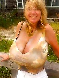 Big tits, Heavy boobs, Heavy