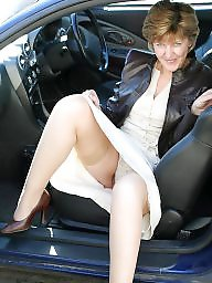 Stocking mature, Uk mature, Mature in stockings