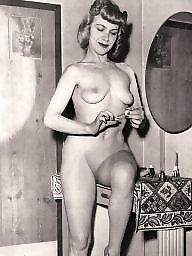 Magazine, Model, Tits, Magazines, Vintage tits