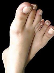 Feet, Hairy, Big feet