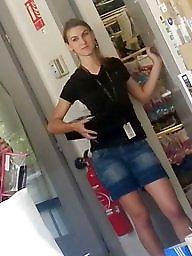 Upskirt, Leggings, Upskirts, Legs, Leg, Teen upskirt