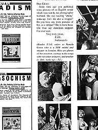 Magazine, Big nipple, Vintage boobs