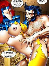 Sex cartoons, Italian