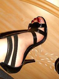 High heels, High
