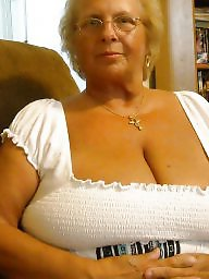 Bbw granny, Cleavage, Granny boobs, Mature granny, Granny bbw, Big granny