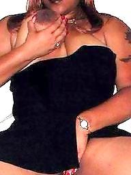 Areola, Ebony bbw, Big nipples