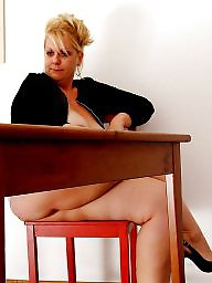 Upskirt, Office, Bbw upskirt, Milf upskirt, Milf upskirts, Play