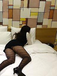 Korean, Asian ass