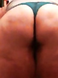 Bbw panties, Lace, Bbw big ass, Blue, Panty ass, Big ass amateur