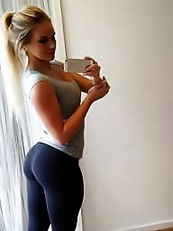 Beauty, Fitness, Model, Models, Blonde ass