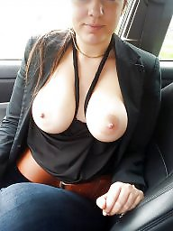 Car, Cars, Mature boobs