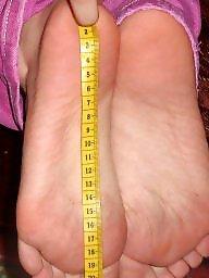 Sexy, Amateur feet