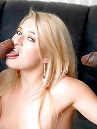 Nasty, Interracial blowjob, Suckers