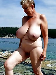 Mature boobs, Milf boobs