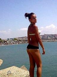 Teen, Italian, Teen beach, Bikinis, Bikini amateur