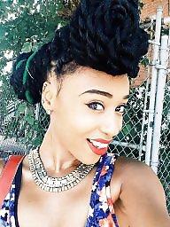 Blacked, Ebony amateur, Beautiful, Black amateur