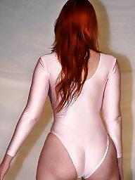 Posing, Redheads