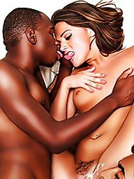 Interracial, Interracial cartoon, Interracial cartoons, Cartoon interracial, Cartoon sex, Sex cartoon