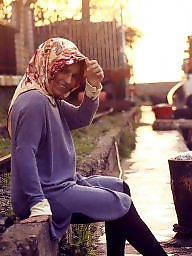 Turban, Shoes, Shoe, Turkish hijab, Turkish teen, Turbans