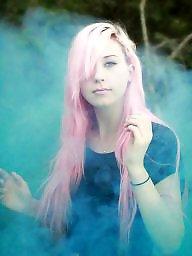 Hair, Pink, Teen mature, Mature hair, Mature porn