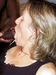 Big cock, Blowjob, Interracial, Suck, Big cock white