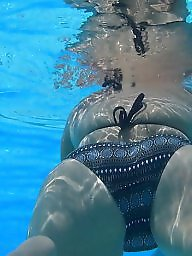 Bbw, Candid, Hidden cam, Candid ass, Underwater, Spanish
