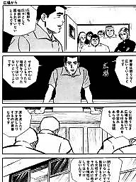 Comic, Comics, Boys, Boy cartoon, Japanese cartoon, Cartoon comic