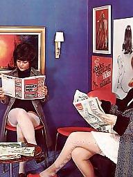 Doctor, Blowjobs, Magazines, Magazine, Vintage sex