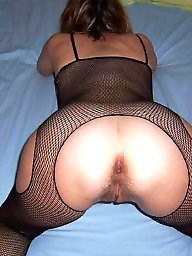 Amateur mature, Milf stocking